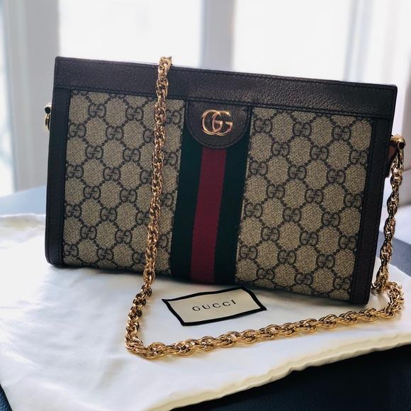 be0dc9dc3bce Bags   Bolso Gucci De Hombro Ophidia Pequeo Con Gg   Poshmark